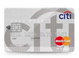 Кредитная карта CASH BACK от Ситибанка
