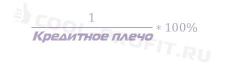 Упрощенная формула расчета маржинального процента (уровня маржи) (для cool-profit.ru)