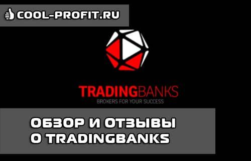Обзор и отзывы о TradingBanks (cool-profit.ru)